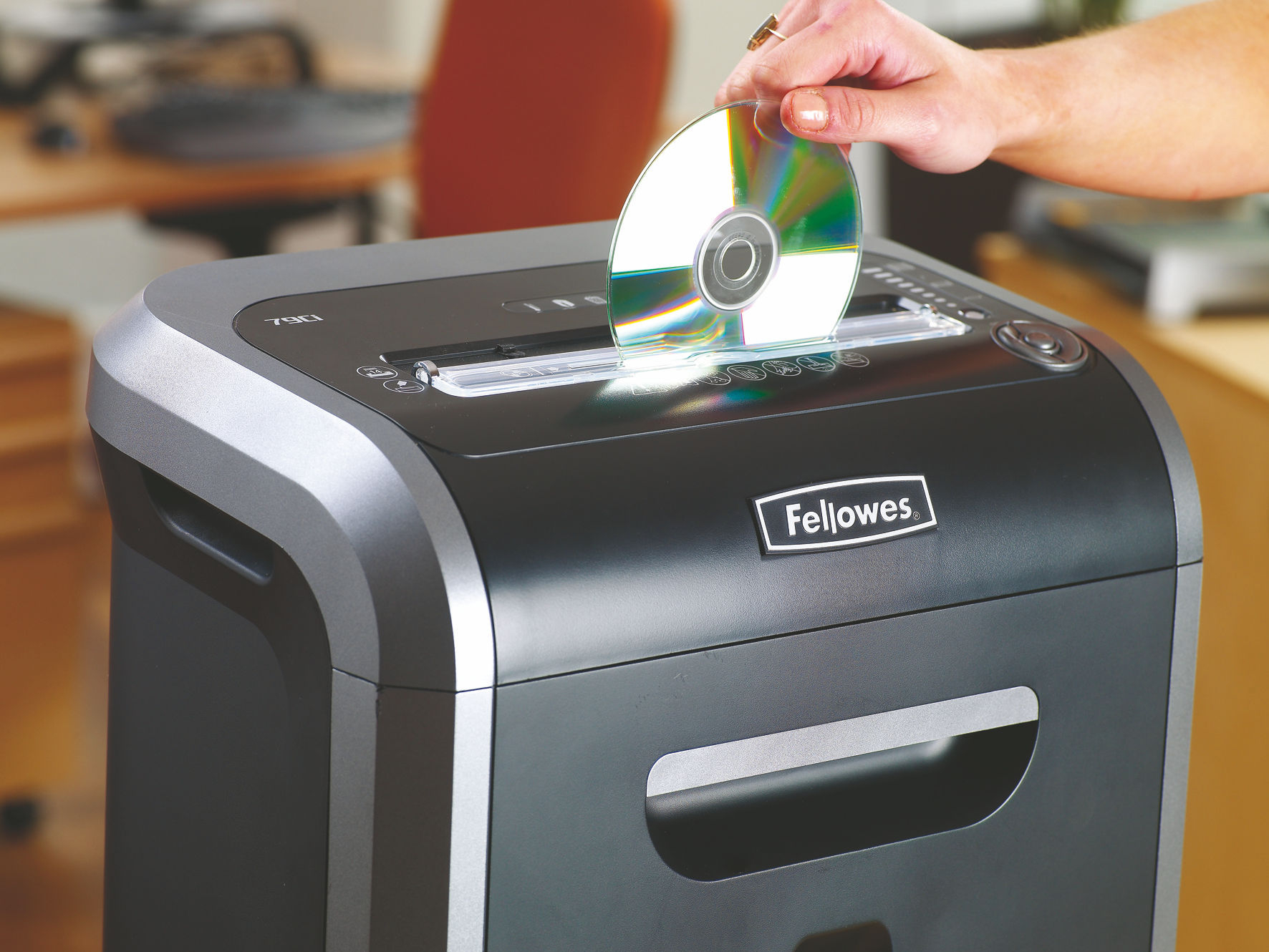 Fellowes 79CI CROSS CUT SHREDDER 4679104