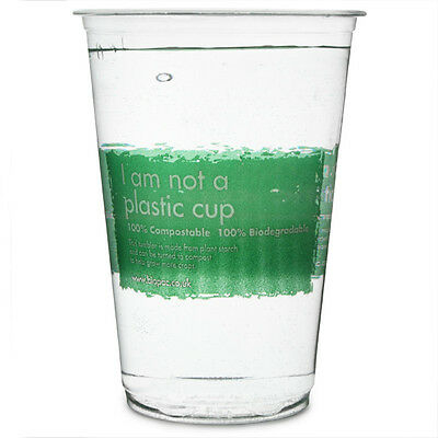 Planet 7OZ CLEAR WATER CUPS PK100