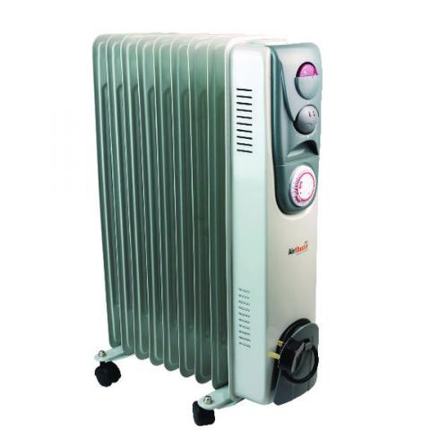 UNBRAND OIL FILLED RADIATOR 2KW TIMER CONTROL
